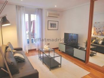 Apartamentos Temporales En Madrid Espana
